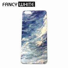 China mobile accessories low price bulk printable plastic fancy phone cases