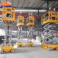 Promotion! Self moving scissor lift agent price