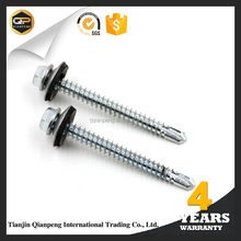 High precision Stainless Steel Specializing hot dip galvanized self drilling screw