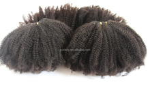 2016 instock new product virgin mongolian kinky curly hair