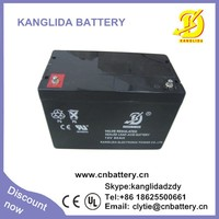 deep cycle vrla 12v 80ah battery for 20w solar street light and 80w solar panels
