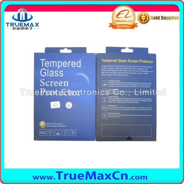Mobile phone LCD screen protector for ipad mini 1/2/3 screen protector tempered glass for ipad air 1/2 for ipad 2/3/4/5