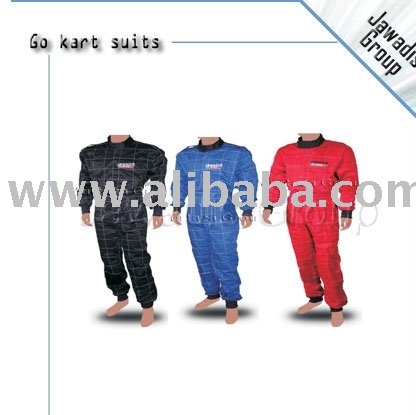 Go Kart Racing Suits