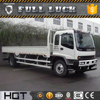 FVR34 4X2 mini cargo truck with ISUZU engine at low price