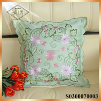 Hot-selling embroidered cushion covers home decor