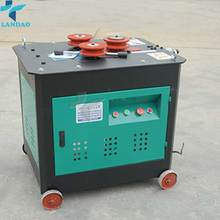 2018 Hot Sale Manual Stainless Round Steel Pipe Bending Machine
