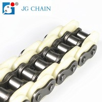1 inch made in china accept ODM OEM hardened steel industrial plate plastic chain