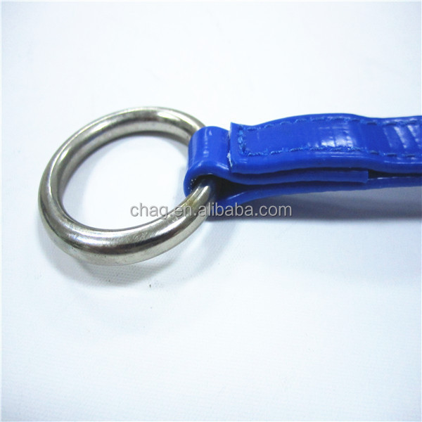 Pvc horse martingale with PU Bib For Protecting The Horse Well