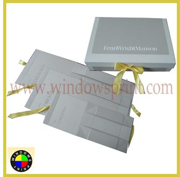 Fashion Magnets Cardboard foldable box