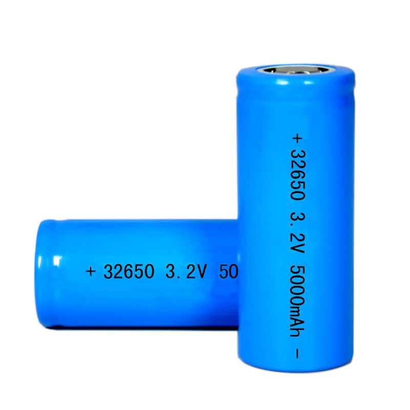 High Quality Deep Cycle 32650 3.2v 5000mah Lifepo4 Battery Cells