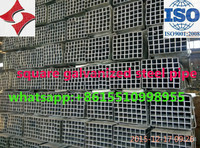 high quality ASTM A179 epoxy coal tar square steel pipe