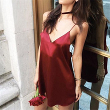 F20623A 2017 summer wholesale fashion lady dress sexy backless tassel dress for woman