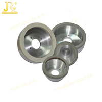 Industry usage diamond v shape grinding wheel for cutting stone