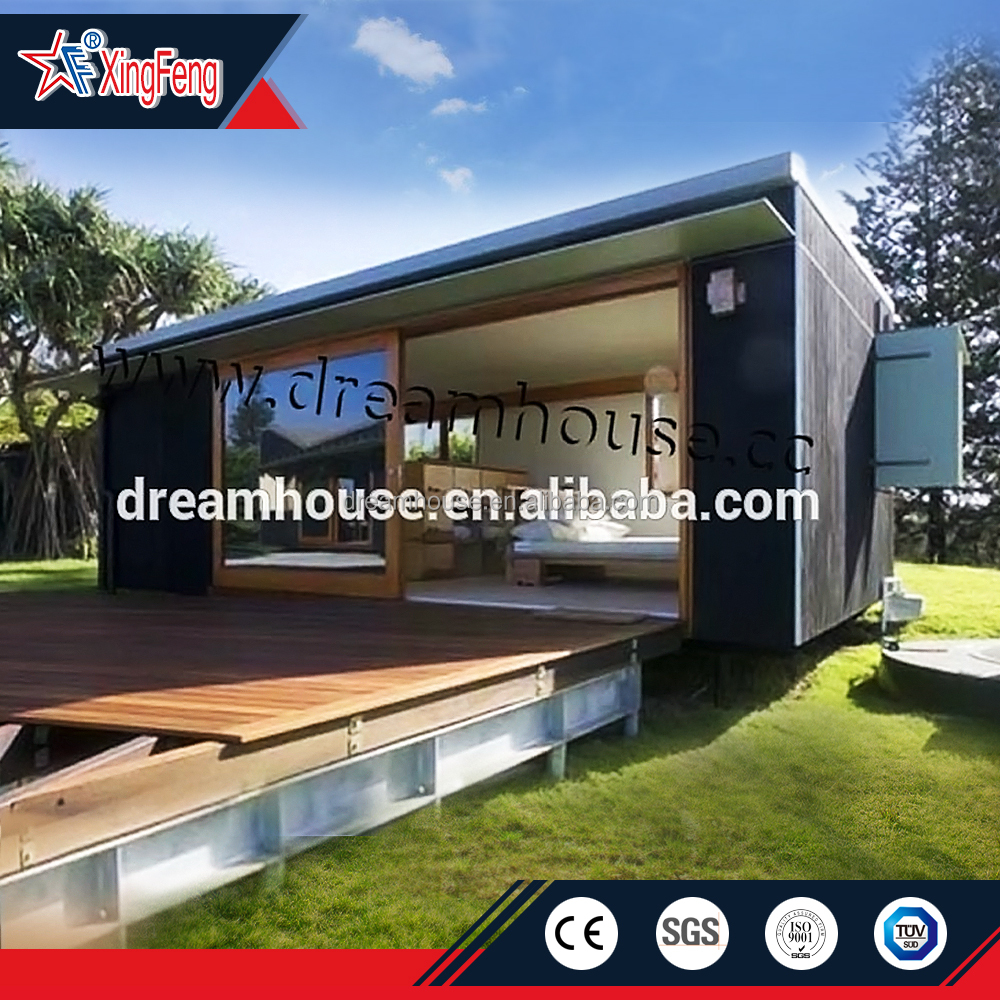 Prefab modular container home/living container house/luxury container home for sale