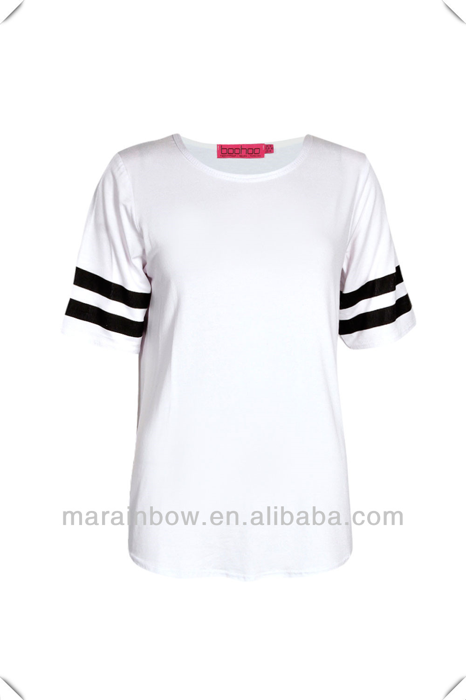Plain black t shirt quality - Plain White Basic Baseball Tee High Quality Blank Design Bulk Baseball T Shirts Made In China Buy Basic Baseball Tee Plain Baseball T Shirts Bulk Plain