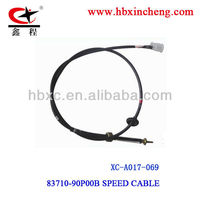 HEBEI JUNSHENG suzuki auto spare parts, auto cable ,speedometer cable 83710-90P00B