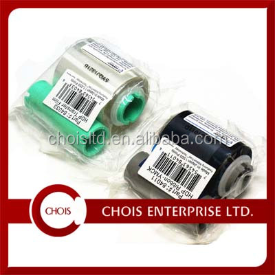 Good quality 84033 Film with 84011 Color Ribbon for Fargo card printer HDP600