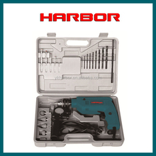 diamond drill bit set(HB-TZ001),different impact drill model available