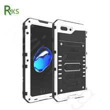 Newest Design Fashion Decepticons Hybird 3in1 Gorilla Glass Metal Waterproof Phone Case for iPhone 6s,for Apple iPhone 7
