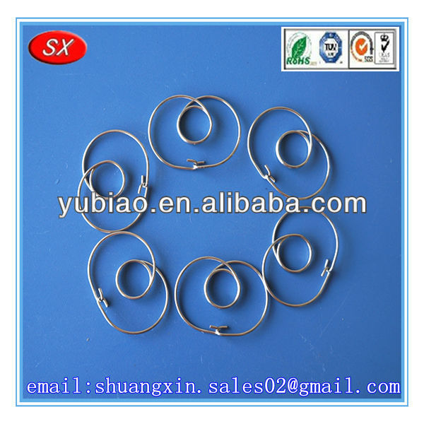 Custom stainless steel wire form for craft,decorative wire forms