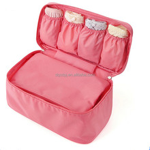 Versatile Travel Bra Organizer Large Storage Bag For Women Underwear