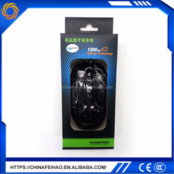 Buy wholesale direct from china custom gaming professional wired mouse