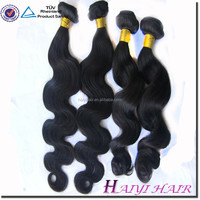 Thick Bottom! Top Quality Wholesale Horse Hair Extensions Colored