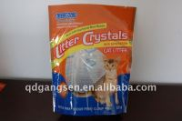 pouches and bags for cat litter