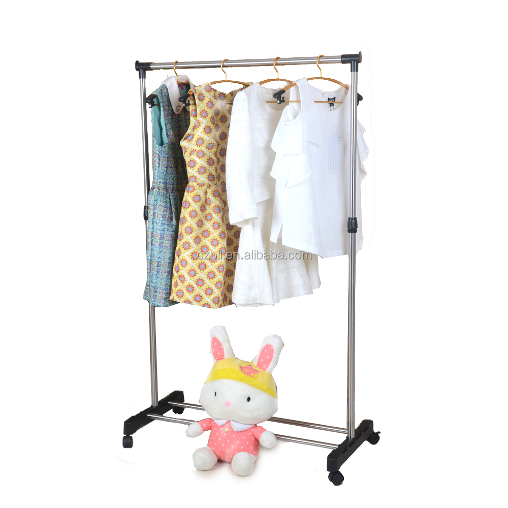 Good Quality home folding portable clothes rack manufactured in China