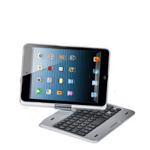 High Quality With Rotated Tablet Bluetooth Keyboard Case For Ipad