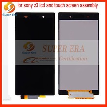 lcd display for sony xperia z3 lcd assembly with touch screen perfect testing