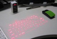 custom made keyboard cover color bluetooth usb laser keyboard supplier