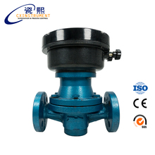 positive displacement meter, oval gear flow meter, oval flow meter