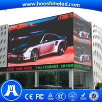 vivid color outdoor advertising led display