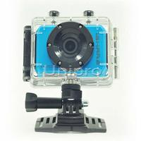 iShare S200 5.0MP Sport Camera 1080P 30FPS Full HD DVR DV 15M Waterproof Outdoor Camcorder 2.0 inch Touch LCD Screen