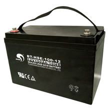 Rechargeable 12v100ah deep cycle battery solar gel batteries