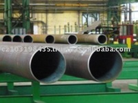 Seamless Steel Pipe P275, P355