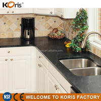 Artificial Kitchen acrylic solid surface worktops