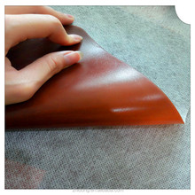 Pingpong Sheet Shoes Material Adhesive Leather Sheets in Jinjiang Factory