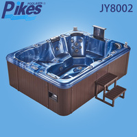 JY8002 balboa system outdoor whirlpool spa