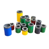 Impregnated Diamond Core Drill Bits