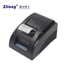 ticket printing machine 58mm Thermal POS Printer 5890D