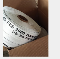 polyester straping/strap band composite or woven material CE GS TUV approval