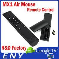 Mini Keyboard for Android 4.4 Smart TV Box Fly Air Mouse with Keyboard Wireless MX1 2.4G Air Mouse