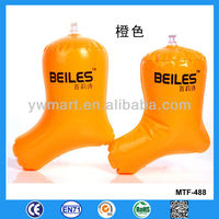 Orange Shoes Accessories Inflatable Air Boot