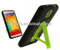 kickstand case for samsung galaxy grand,Heavy Duty Hybrid Combo Shockproof Protective Case For Samsung Galaxy Note 3 N9000