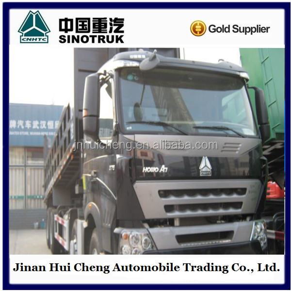 china SINOTRUK HOWOA7 336hp 30t dump <strong>truck</strong> with whatsapp 008618853169708
