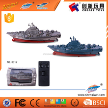 rc toy warship