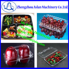 disposable plastic cup lid making machine/ PET drinking water cup forming machine/ snack box thermoforming machinery