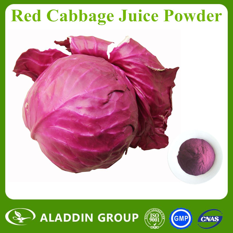 100% Natural Red Cabbage Juice Powder